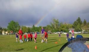 Wildwood Soccer Rainbow